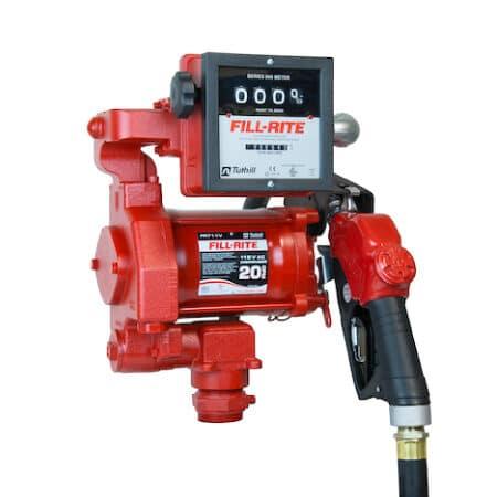 115 Volt Fill-Rite Fuel Pump