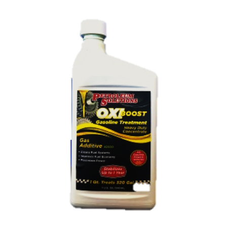 OXI Boost Gasoline Treatment