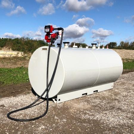 1000 Fuel Tank
