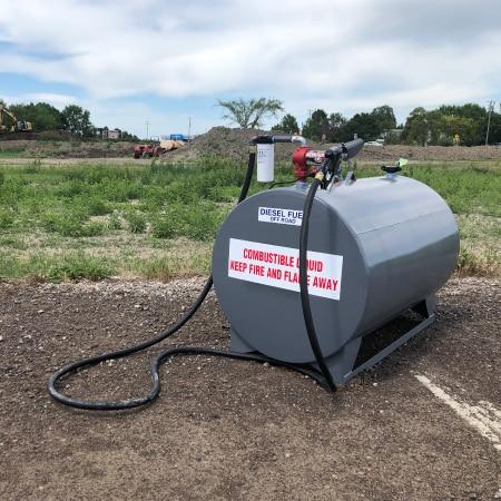 300 Gallon Tank