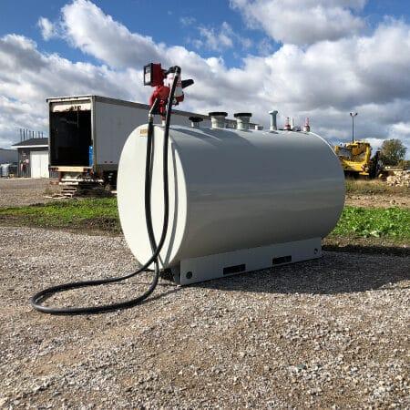 550 Fuel Tank